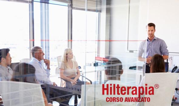 CORSO AVANZATO DI HILTERAPIA®