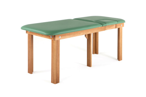 Lettino in legno per ECG - Art.1013