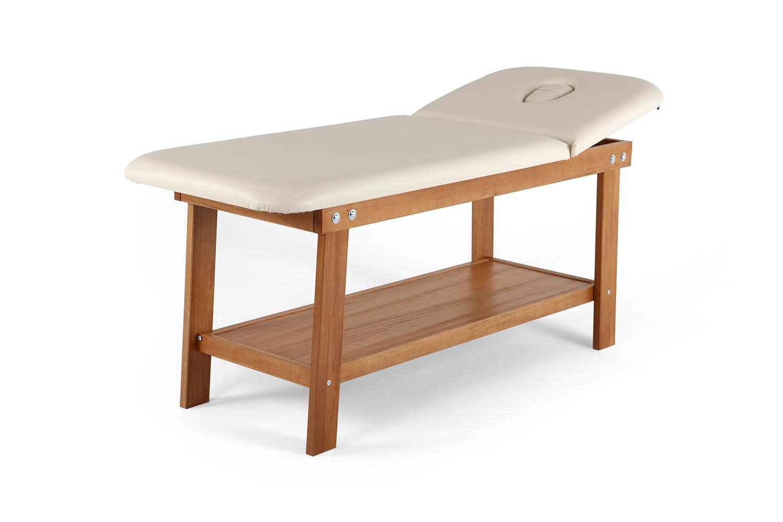 Lettino Massaggio In Legno.Lettino In Legno Per Massaggi Art 1020 Temariv Scientific