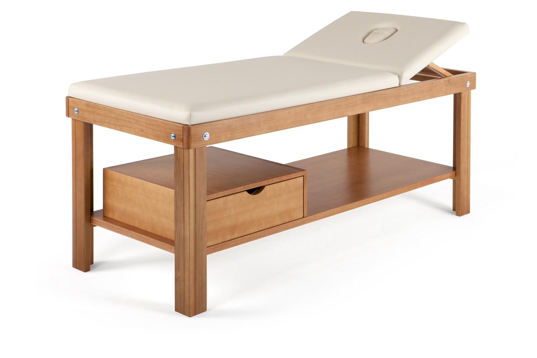 Lettino Massaggio In Legno.Lettino In Legno Per Massaggi Art 1021 Temariv Scientific