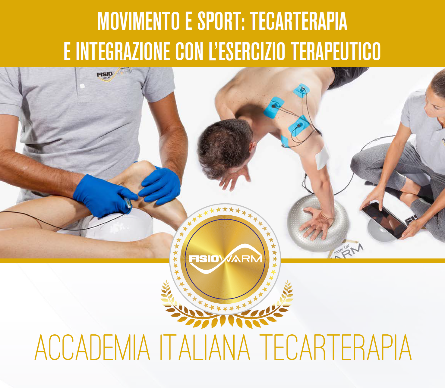 Sport movimento Tecarterapia